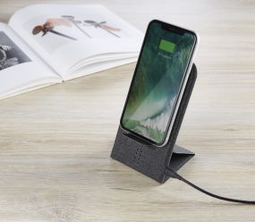 Wireless Charger Stand als Werbeartikel