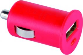 Mini Car Charger Single als Werbeartikel