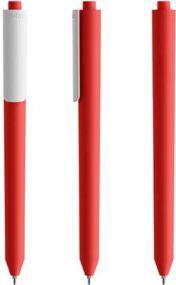 Pigra P03 Soft Touch Druckkugelschreiber PRM