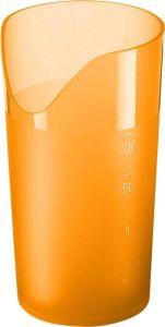 Trinkbecher Ergonomie 0,2 l als Werbeartikel