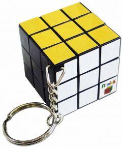 Original Rubiks Cube Schlüsselanhänger 3 x 3 34 mm als Werbeartikel
