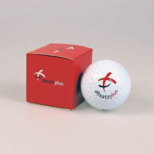 Golfball bedrucken lassen