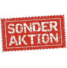 Sonderaktion bis Ende 2019: Logodruck inklusive ab 100 St.!