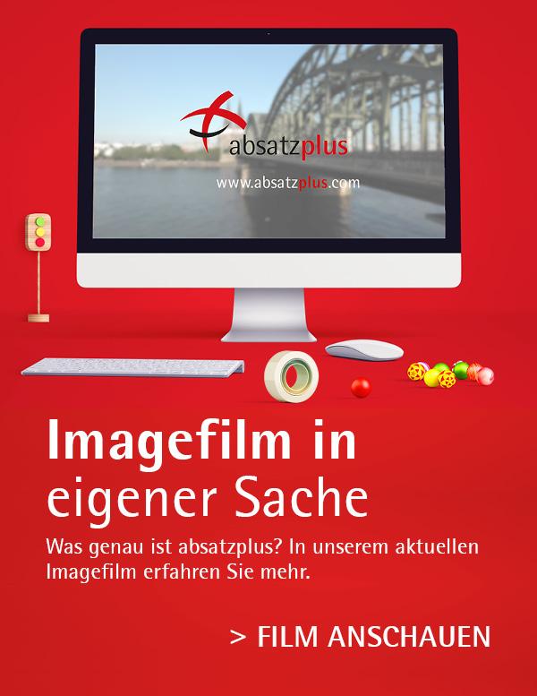 Der absatzplus Image-Film